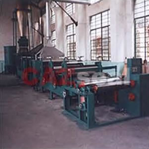 Graphite Roll Process Line