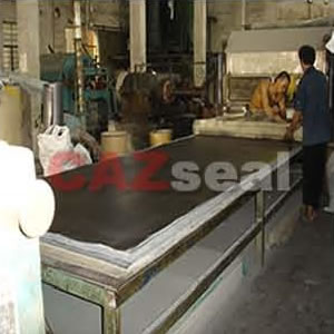 (无)石棉橡胶板生产线