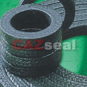Graphited Spun Aramid Fiber Packing