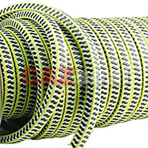 gPTFE & Aramid in Zebra Braided Packing